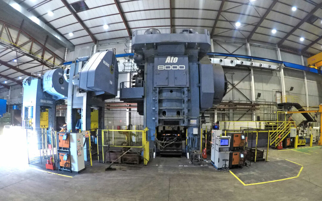 Comforsa soluciona amb èxit les vibracions de la nova planta de Campdevànol