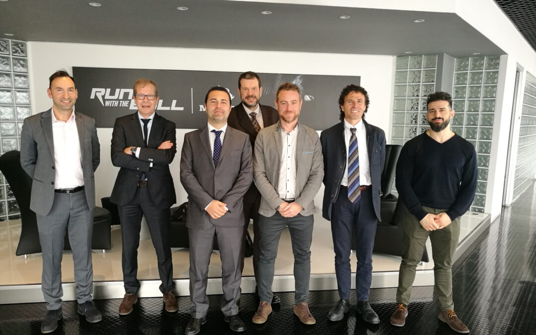 Comforsa visits the headquarters of Meritor Europe